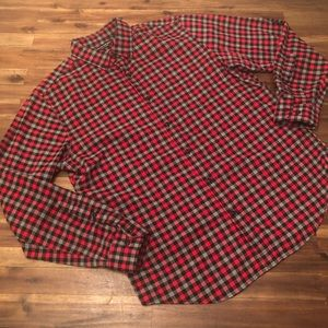 Men's Banana Republic Luxe Flannel Camden Medium